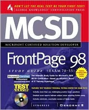 MCSD FrontPage Study Guide Exam 70-55 [With CDROM]  by  Syngress Media Inc.