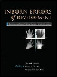 Morphogenesis of Down Syndrome  by  Charles J. Epstein