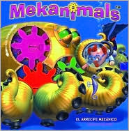 Mekanimals: El Arrecife Mecanico: Robotic Reef, Spanish-Language Edition  by  Andy Parker