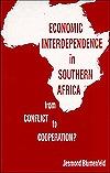 Economic Inter in South Africa  by  Jesmond Blumenfeld
