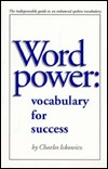 Word Power: Vocabulary for Success  by  Charles Ickowicz