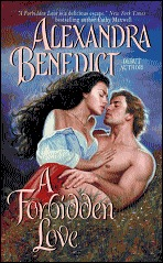 A Forbidden Love Alexandra Benedict