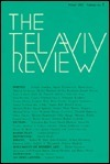 Tel Aviv Review-Vol 3/1990  by  Gabriel Moked