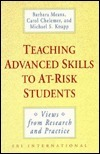 Teaching Advanced Skills to At-Risk Students  by  Barbara Means