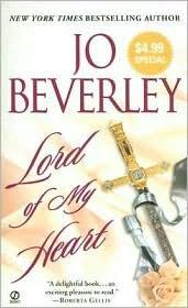 Lord of My Heart Jo Beverley