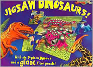 Jigsaw Dinosaurs! Parragon Publishing