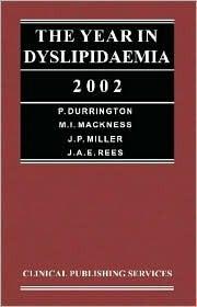Hyperlipidaemia 3ed  by  Paul N. Durrington