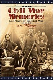 Civil War Memories S.T. Joshi