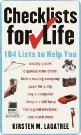 Checklists for Life Kirsten Lagatree