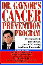 Dr. Gaynors Cancer Prevention Program Mitchell L. Gaynor