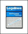 Legalines: Civil Procedure (Adaptable to Fifth Edition of Rosenberg Casebook) Unknown Author 427