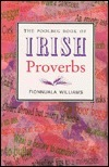 Irish Proverbs Fionnuala Carson Williams
