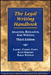 TM: Just Memos: For the Legal Writing Handbook  by  Laurel Currie Oates