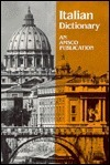New College Italian and English Dictionary Robert C. Melzi
