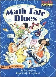 Math Fair Blues: Math Matters Sue Kassirer