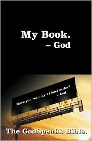 Holy Bible: GNT My Book -- God  by  Anonymous