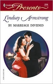 By Marriage Divided Lindsay Armstrong