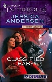 Classified Baby Jessica Andersen