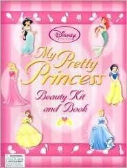My Pretty Princess: Beauty Kit and Book Walt Disney Company