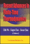 Recent Advances In Finite Time Thermodynamics  by  Chih Wu