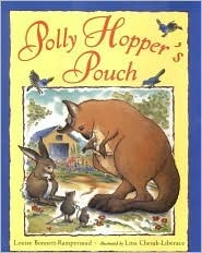 Polly Hoppers Pouch  by  Louise Bonnett-Rampersaud