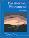 Paranormal Phenomena (Overview Series) Patricia D. Netzley