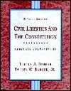 Civil Liberties And The Constitution: Cases And Commentaries Lucius Jefferson Barker