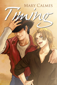 Timing (Timing, #1)  by  Mary Calmes
