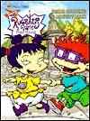 Rugrats in Paris: Jumbo Coloring & Activity Book Golden Books