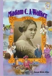 Madame C.J. Walker (History Maker Bios Series) Susan Bivin Aller