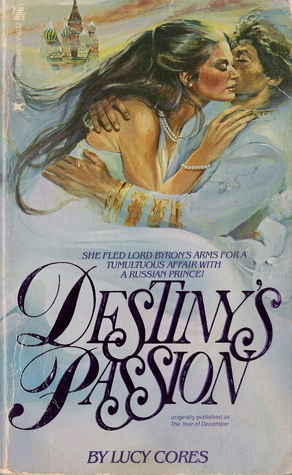 Destinys Passion  by  Lucy Cores