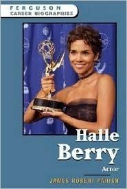 Halle Berry  by  James Robert Parish