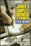 Janners Complete Business Letterwriter  by  Janner Lord