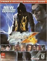 Tekken 4  by  Prima Publishing