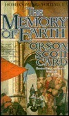 Memory of Earth Orson Scott Card