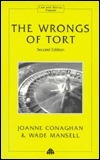 The Wrongs of Tort Joanne Conaghan