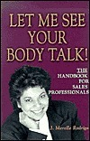 Let Me See Your Body Talk  by  J. Merelle Rodrigo