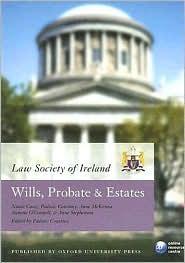 Wills, Probate & Estates  by  Nuala Casey