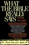 What Bible Really Sa  by  Manfred Barthel