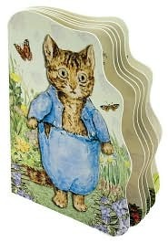 Tom Kitten Oversized Board Book  by  Beatrix Potter