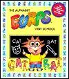 The Alphabet Eurps Visit School [With Stickers] Liane Onish