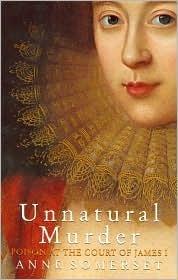 Unnatural Murder Anne Somerset
