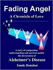 Fading Angel  by  Sande Donahue