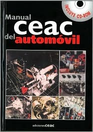 Manual Ceac del Automovil [With CDROM]  by  Editorial Ceac