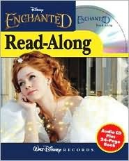 Disneys Enchanted [With 24 Page Book] ToyBox Innovations