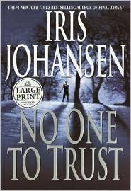 No One To Trust Iris Johansen