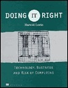 Doing It Right  by  Harold Lorin