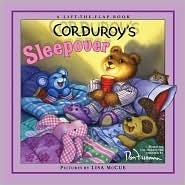Corduroys Sleepover  by  B.G. Hennessy
