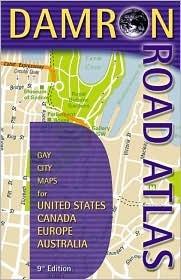 Damron Road Atlas 9th Ed.- P Gina M. Gatta