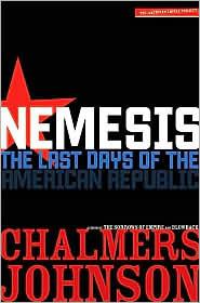 Nemesis  by  Chalmers Johnson